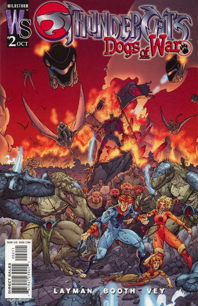 Thundercats: Dogs of War Vol 1 2