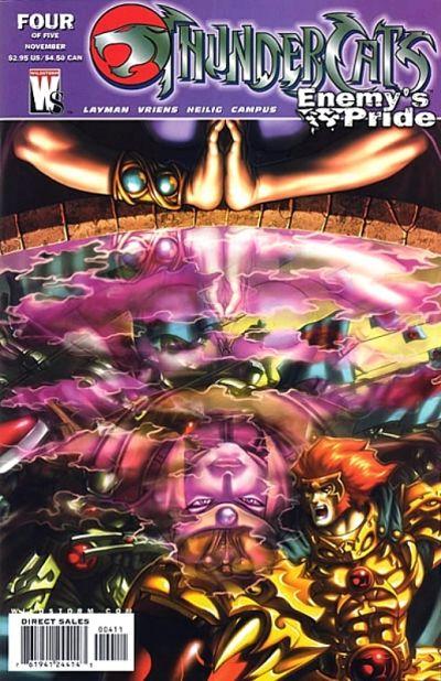 Thundercats: Enemy's Pride Vol 1 4
