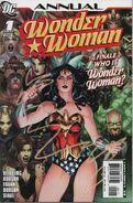 Wonder Woman Annual Vol 3 1