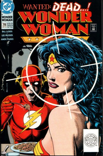 Wonder Woman Vol 2 78