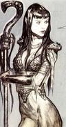Zatanna Riddle of the Beast 001