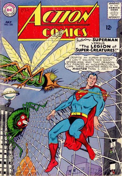 Action Comics Vol 1 326
