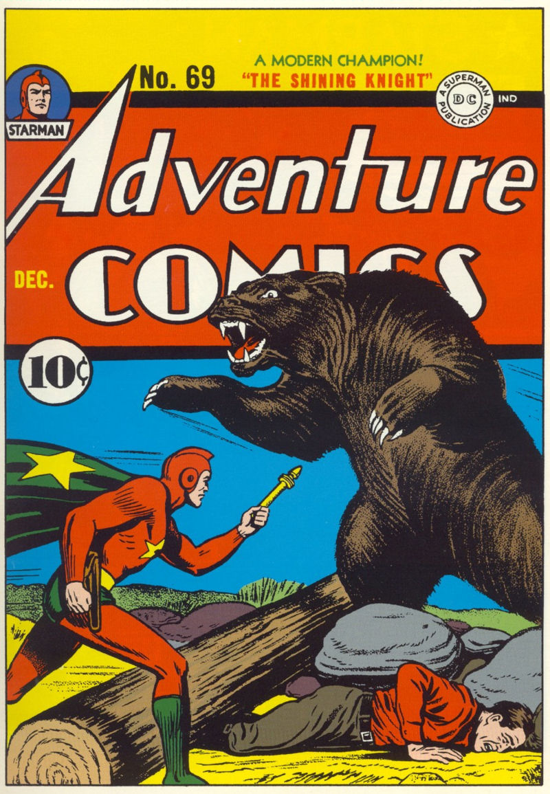Adventure Comics Vol 1 69