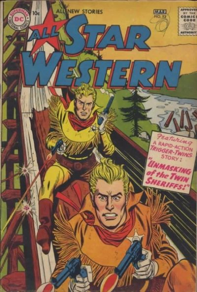 All-Star Western Vol 1 93