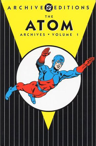 The Atom Archives Vol. 1 (Collected)