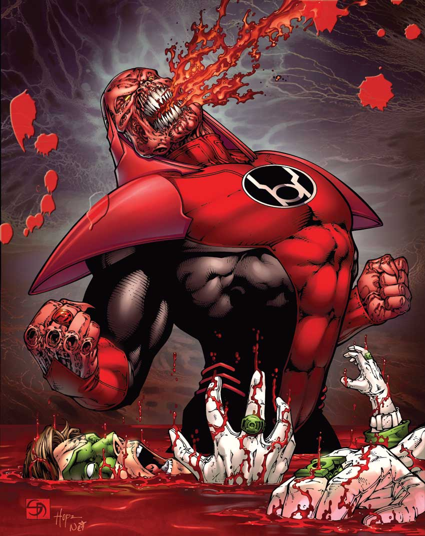 Atrocitus (New Earth)