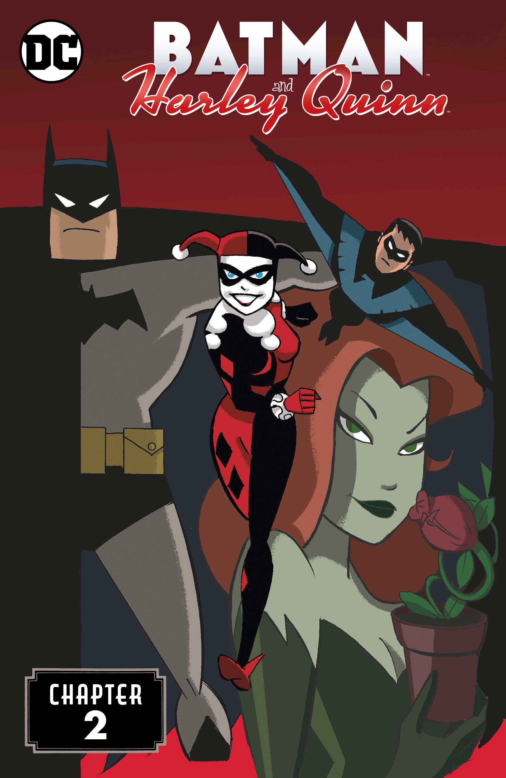 Batman and Harley Quinn Vol 1 2 (Digital)