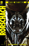 Before Watchmen Rorschach Vol 1 1