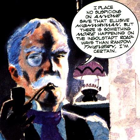 Burgermeister Gordon (Castle of the Bat)