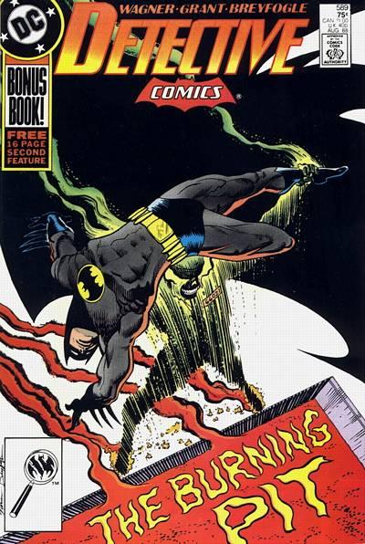 Detective Comics Vol 1 589