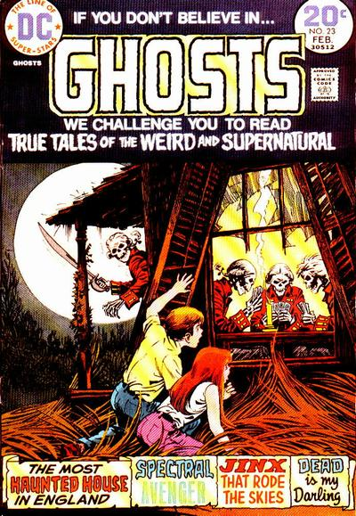Ghosts Vol 1 23