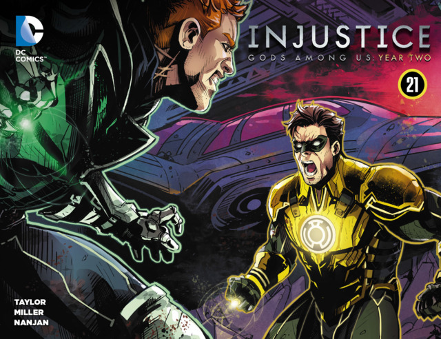 Injustice: Gods Among Us: Year Two Vol 1 21 (Digital)