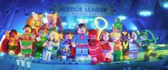 Justice League The Lego Movie 0001