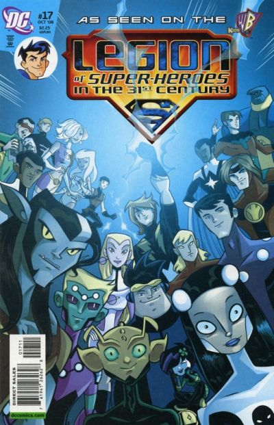 Legion of Super-Heroes in the 31st Century Vol 1 17