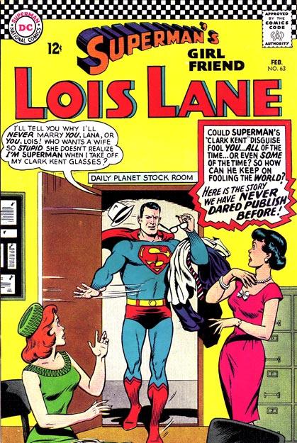 Superman's Girl Friend, Lois Lane Vol 1 63
