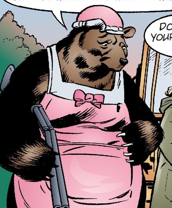 Mama Bear (Fables)