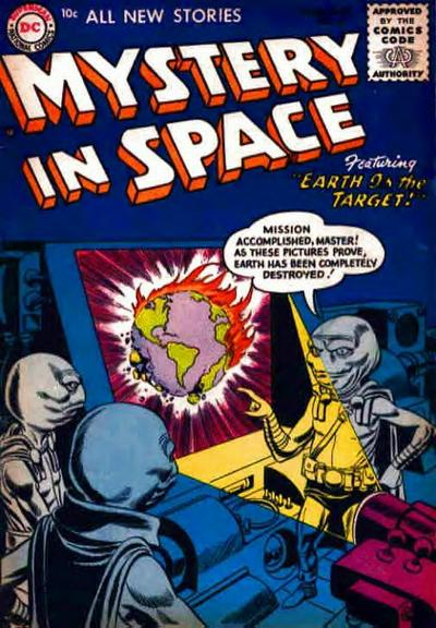 Mystery in Space Vol 1 26
