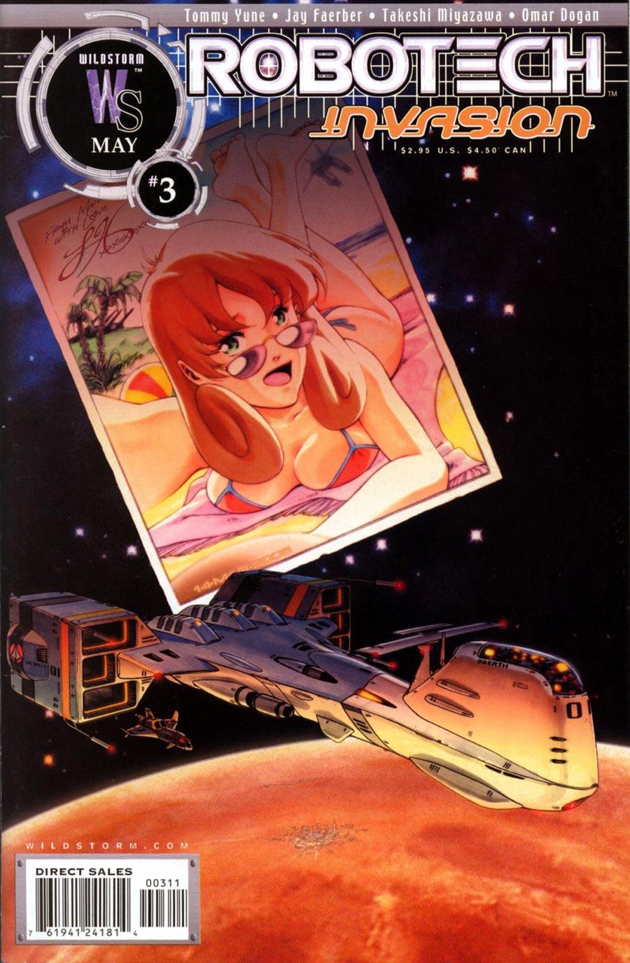 Robotech: Invasion Vol 1 3