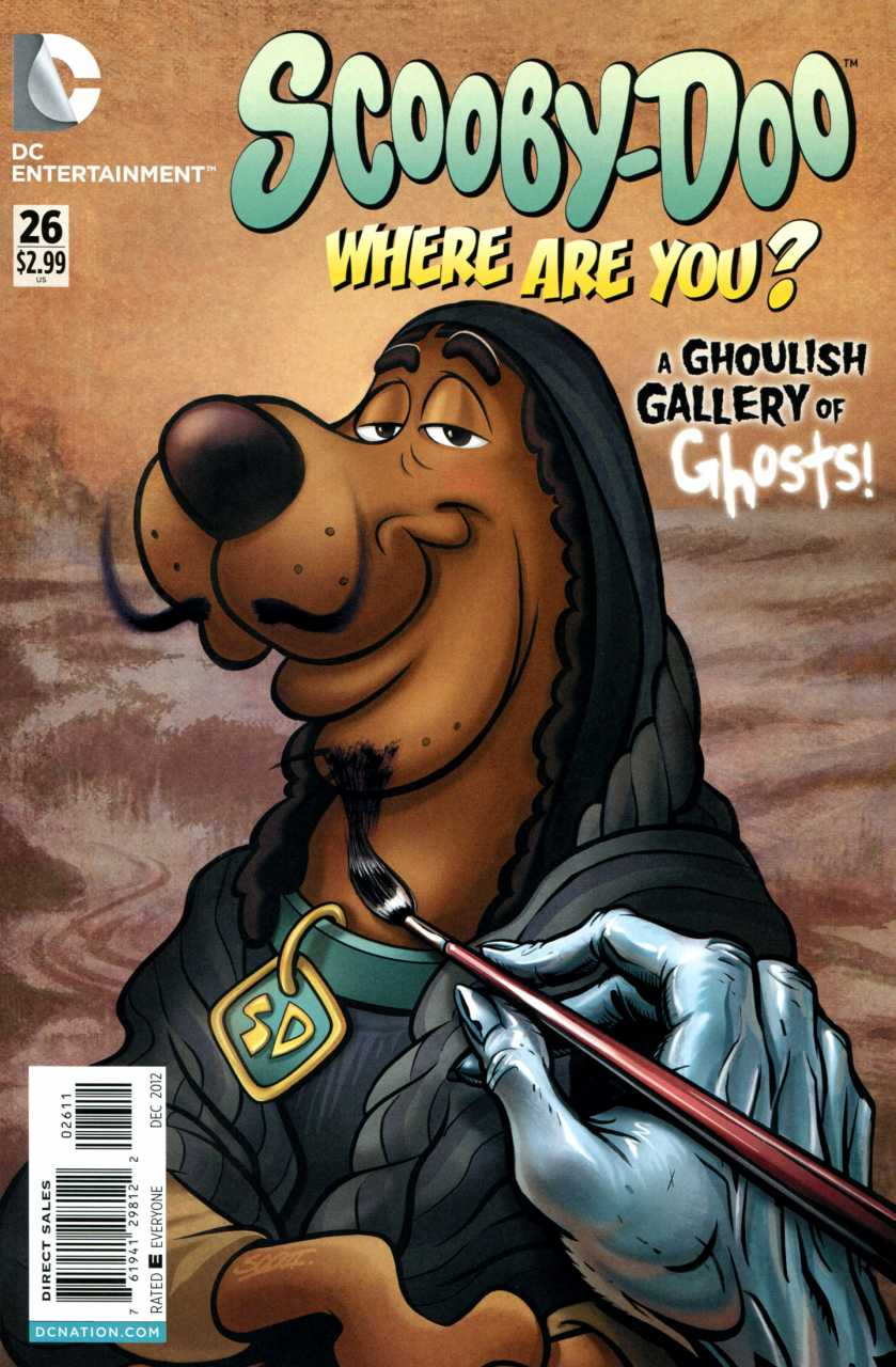 Scooby-Doo, Where Are You? Vol 1 26