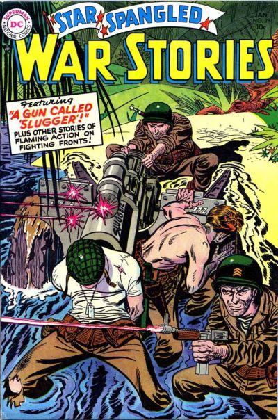 Star-Spangled War Stories Vol 1 29