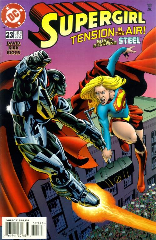Supergirl Vol 4 23