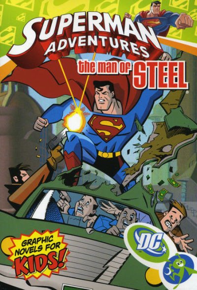 Superman Adventures: The Man of Steel (Collected)