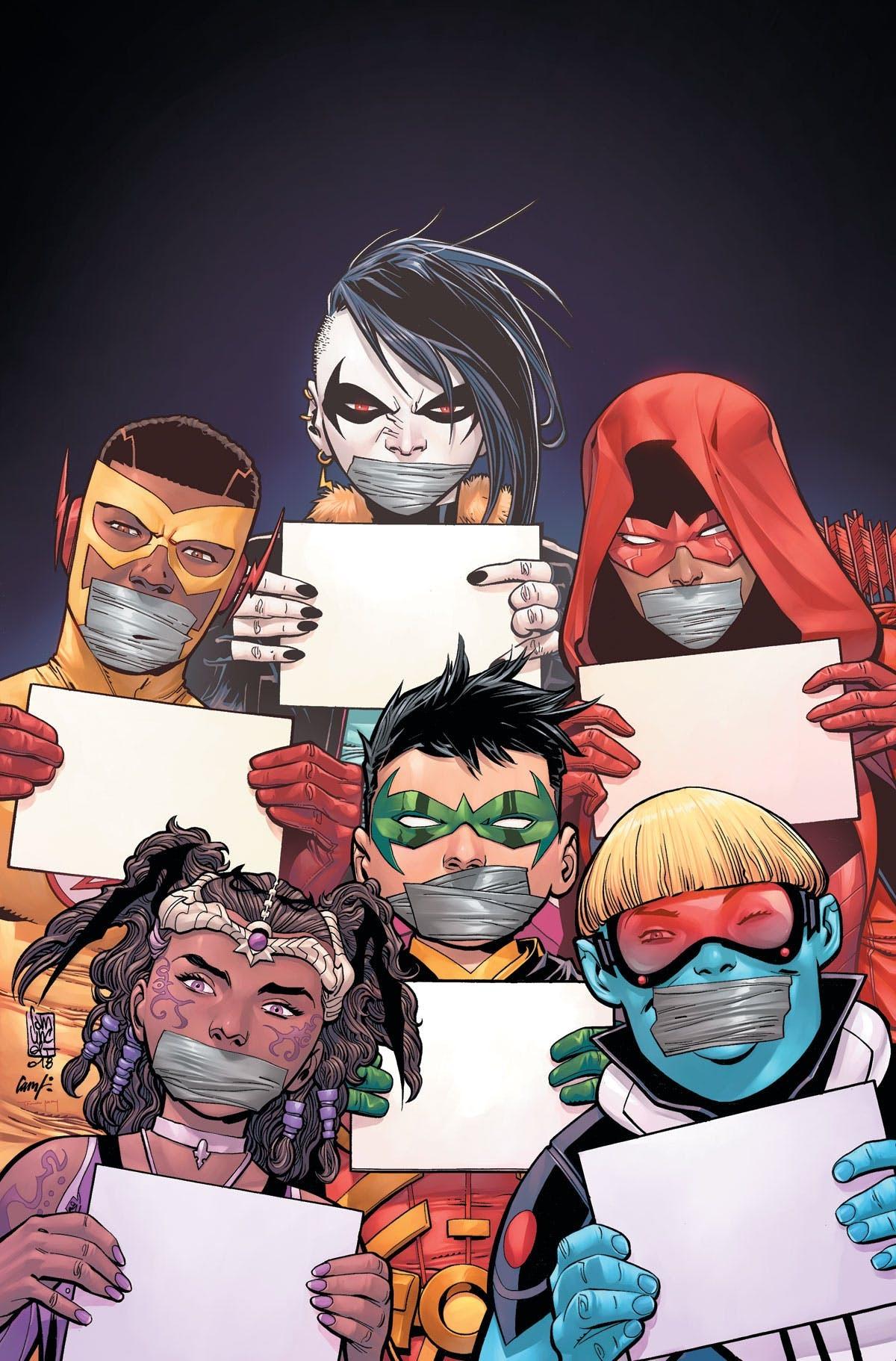 Teen Titans Vol 6 27 Textless.jpg