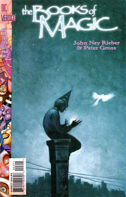 The Books of Magic Vol 2 23