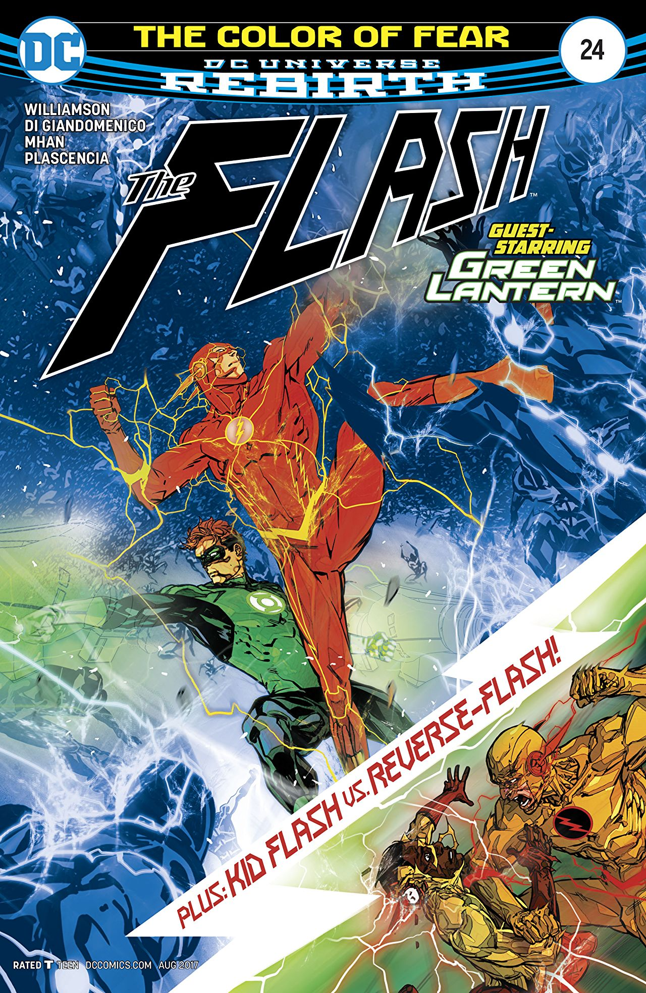 The Flash Vol 5 24