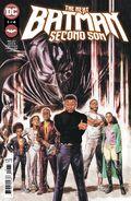 The Next Batman Second Son Vol 1 1