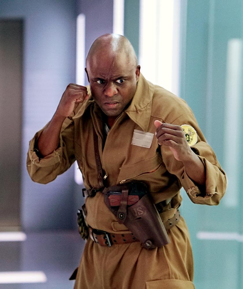 Tyson Sykes (Black Lightning TV Series)