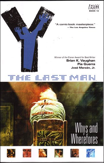Y: The Last Man: Whys and Wherefores (Collected)