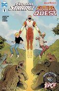 Adam Strange Future Quest Special Vol 1 1