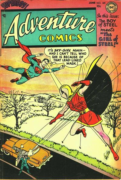 Adventure Comics Vol 1 189