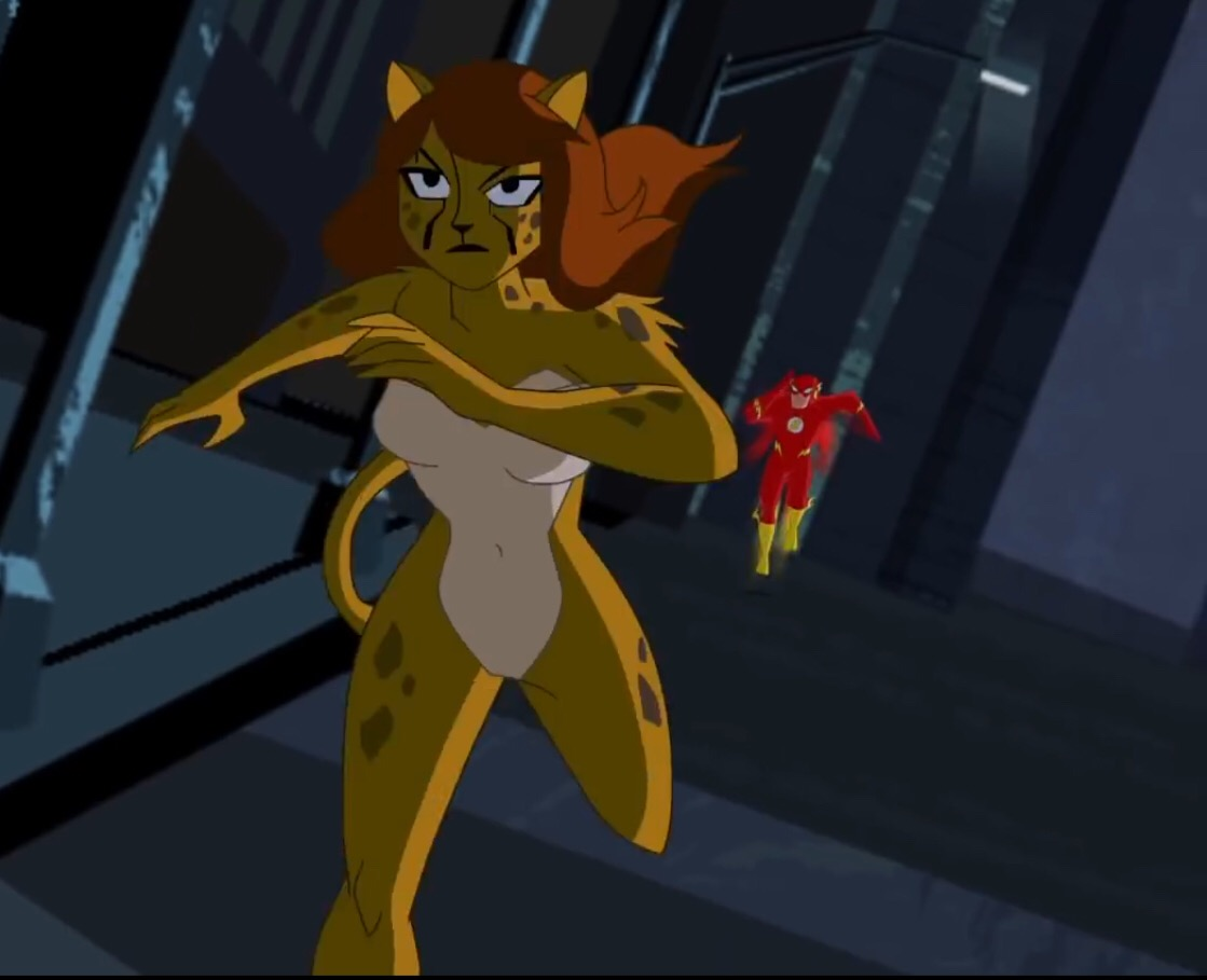 Barbara Minerva (Justice League Action)
