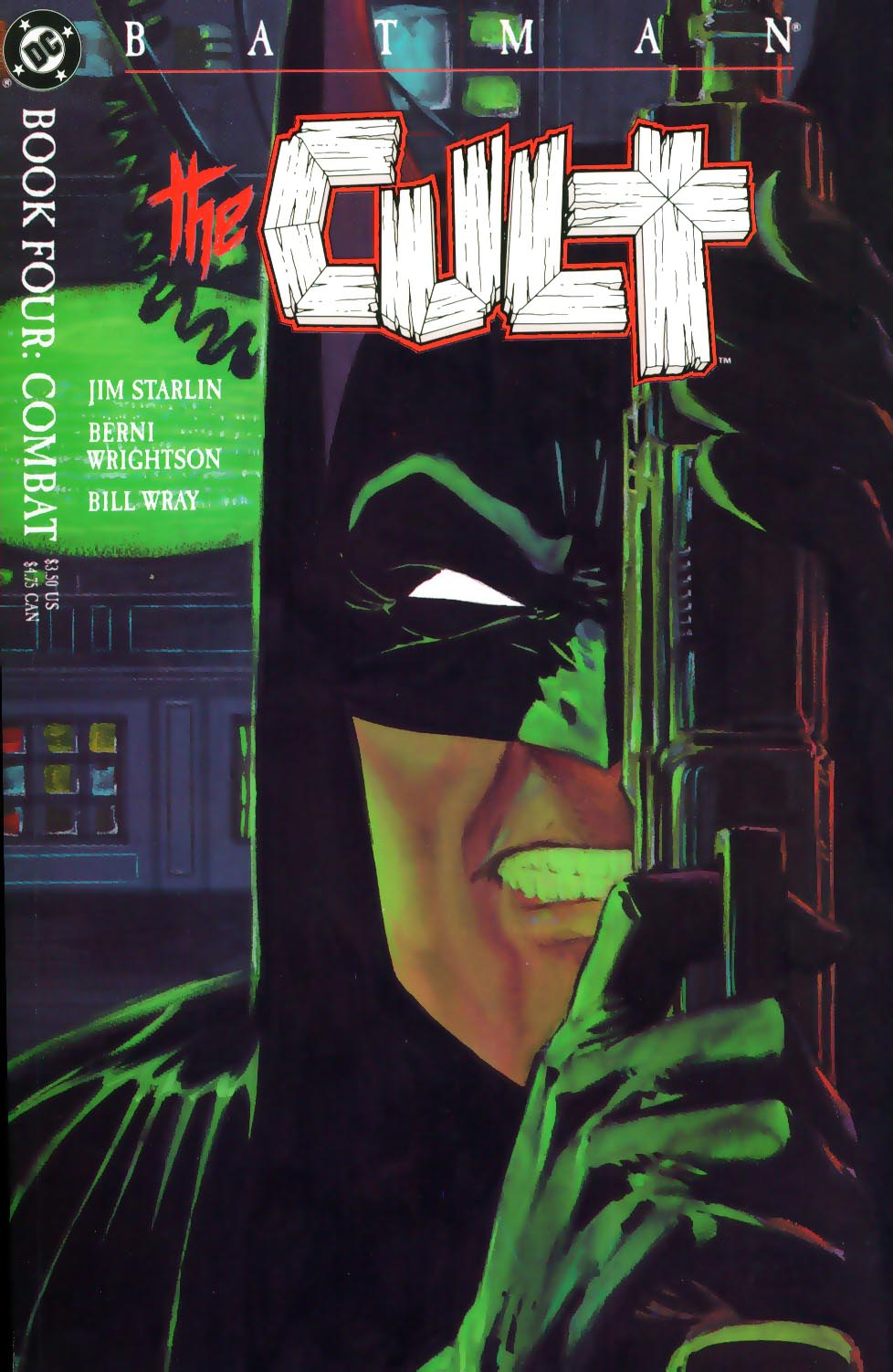 Batman: The Cult Vol 1 4