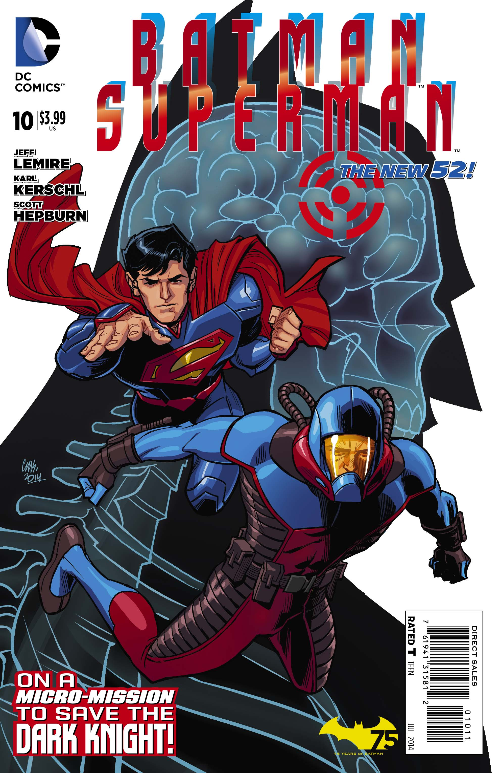 Batman/Superman Vol 1 10