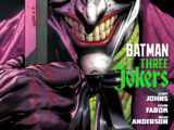 Batman: Three Jokers Vol 1