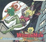 Brainiac 2 Womanman 001
