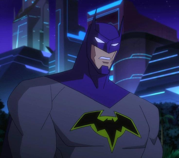 Bruce Wayne (Batman Unlimited)