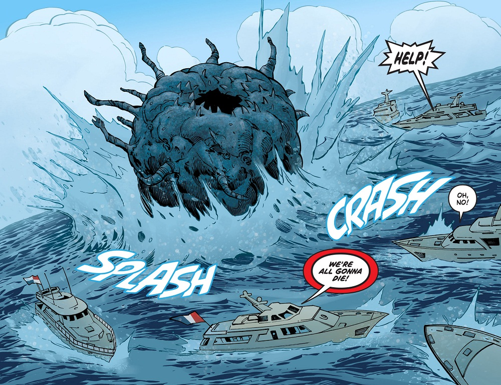 Charybdis (Wonder Woman TV Series)