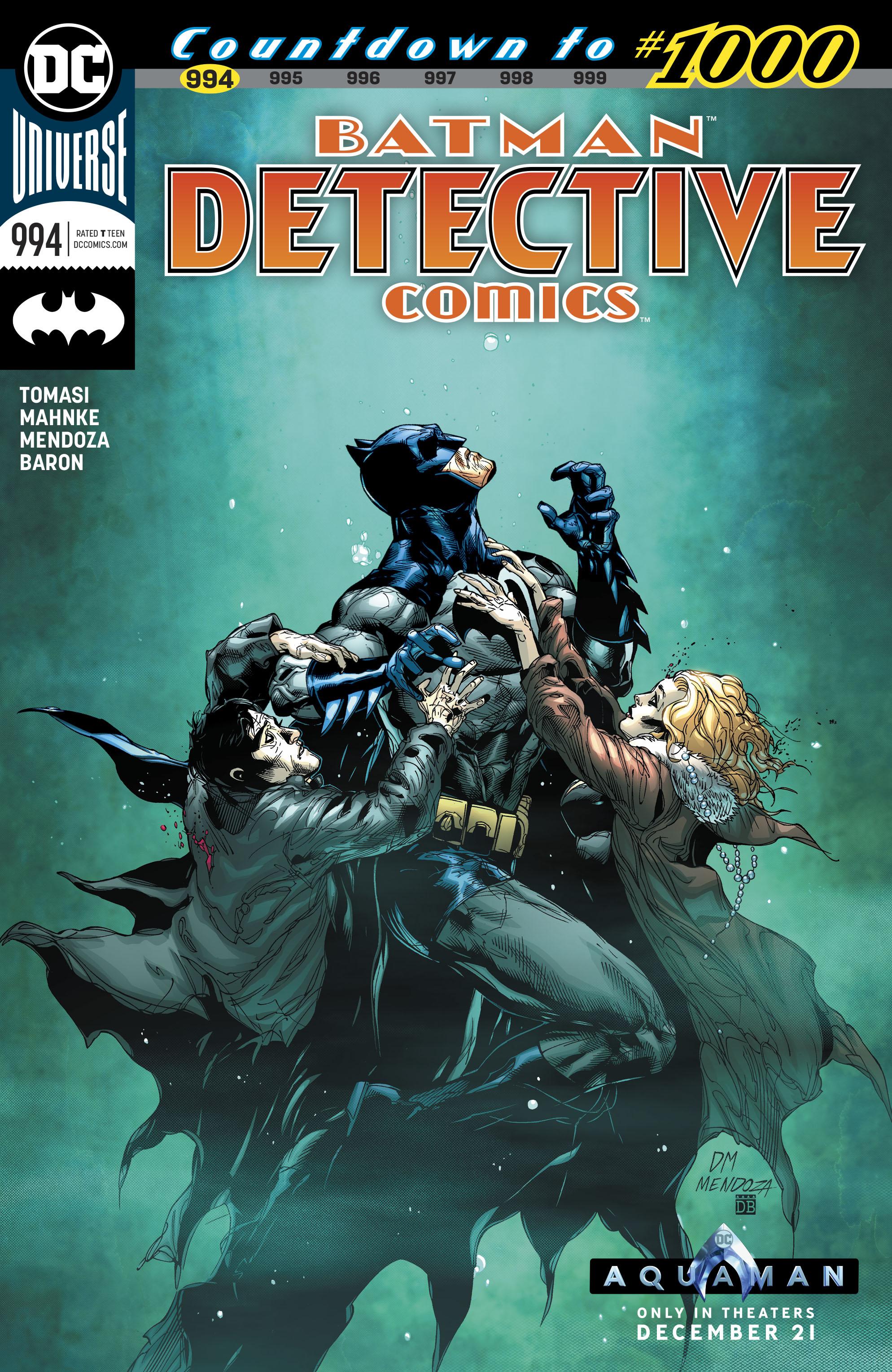 Detective Comics Vol 1 994
