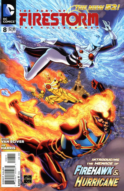 Fury of Firestorm: The Nuclear Men Vol 1 8