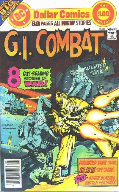 G.I. Combat Vol 1 201