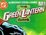 Green Lantern Corps Vol 1 203