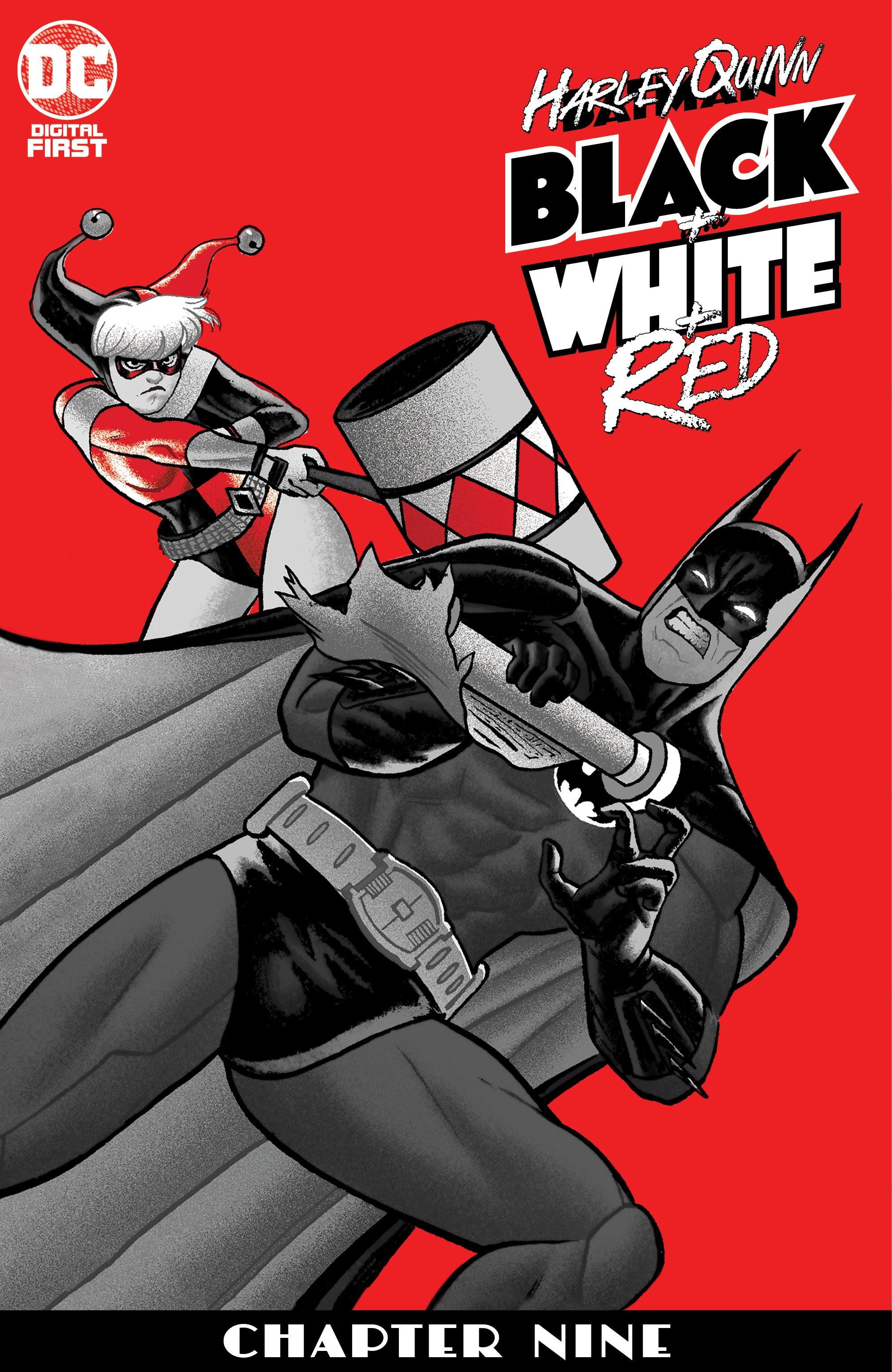 Harley Quinn: Black + White + Red Vol 1 9 (Digital)