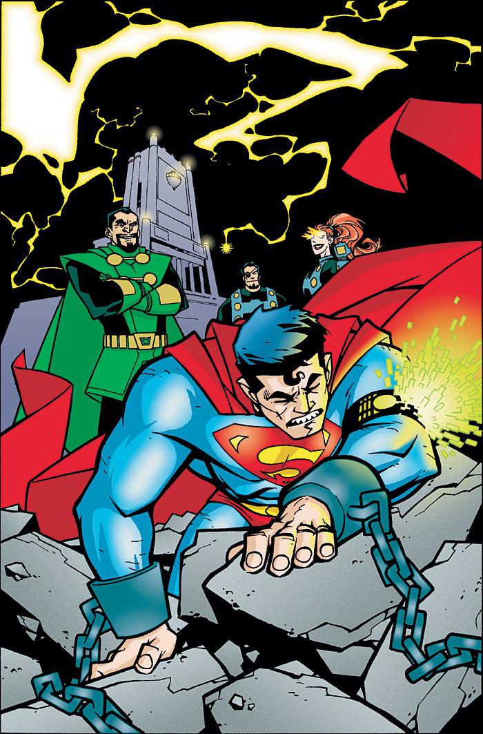 Justice League Unlimited Vol 1 34