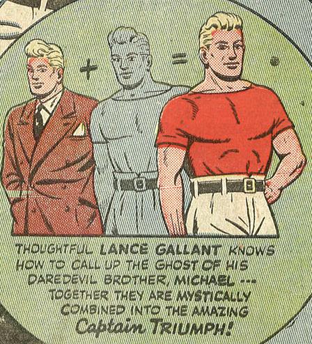 Lance Gallant (Quality Universe)