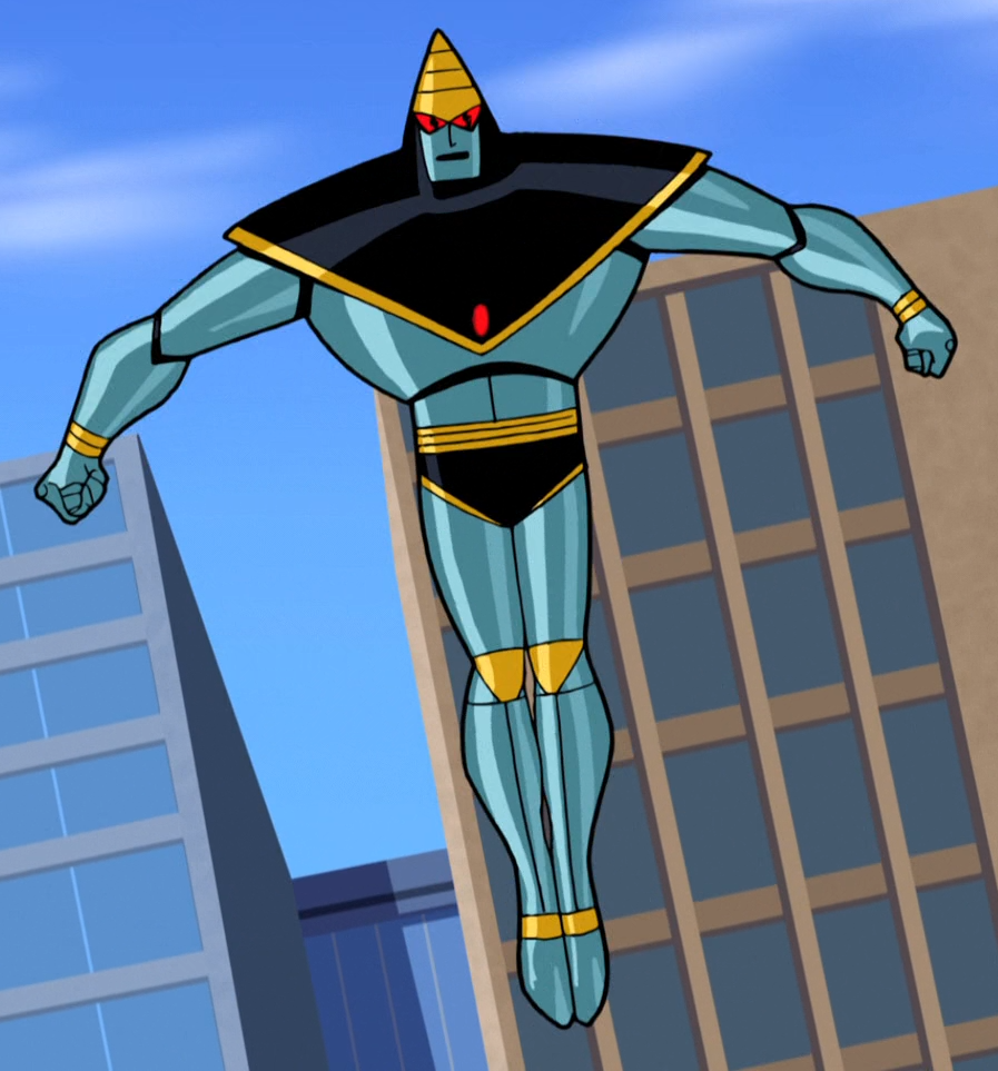 Mister Atom (The Brave and the Bold)