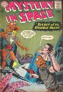 Mystery in Space v.1 100